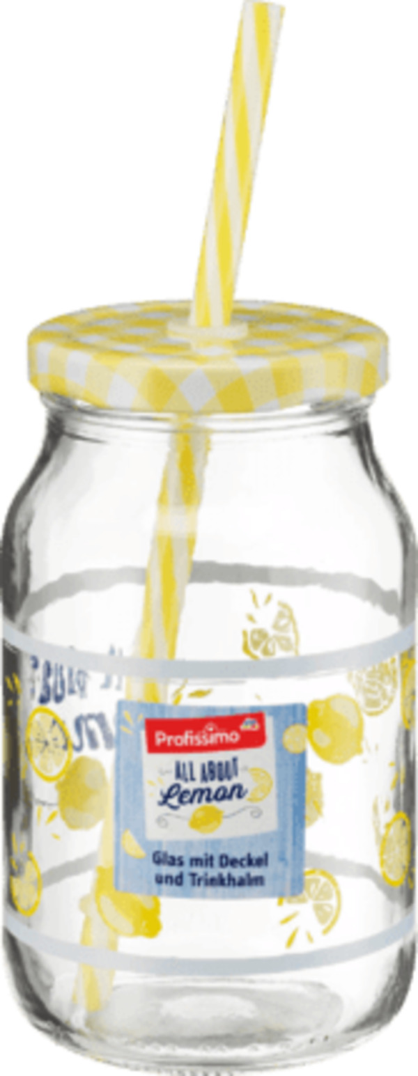 Profissimo Limonadenglas