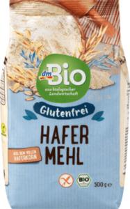 dmBio Hafermehl glutenfrei