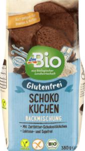dmBio Schokokuchen-Backmischung glutenfrei