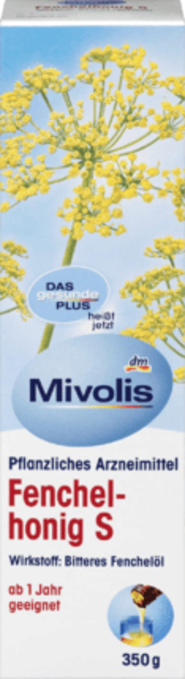Mivolis Fenchelhonig S