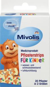Mivolis Pflasterstrips für Kinder