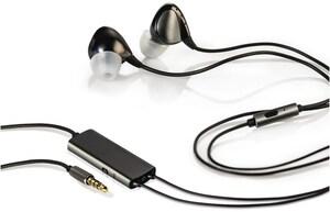 Thomson EAR3827NCL In-Ear-Kopfhörer mit Kabel schwarz