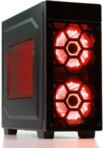 Hyrican Striker 6361 Machine f. hell Gaming PC