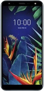 LG K40 Smartphone moroccan blue