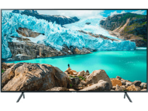 SAMSUNG UE 55 RU 7179 UXZG, 138 cm (55 Zoll), UHD 4K, SMART TV, LED TV, DVB-T2 HD, DVB-C, DVB-S, DVB-S2