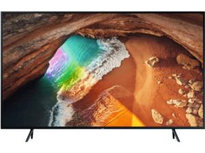 SAMSUNG GQ49Q60RGTXZG, 123 cm (49 Zoll), QLED 4K, SMART TV, QLED TV, 2400 PQI, DVB-T2 HD, DVB-C, DVB-S, DVB-S2