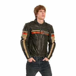 Held 5632 Retro        Lederjacke