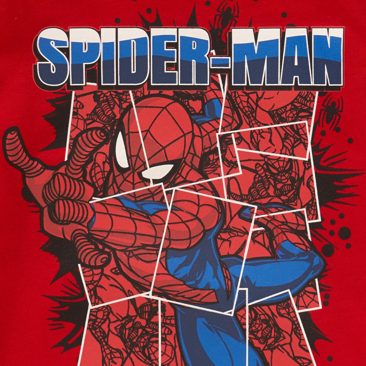 Bild 2 von MARVEL Spiderman Langarmshirt im Lagen-Look