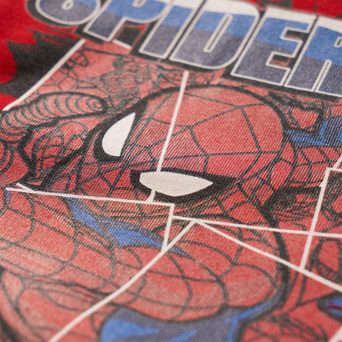 Bild 5 von MARVEL Spiderman Langarmshirt im Lagen-Look