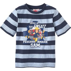 Feuerwehrmann Sam T-Shirt mit großem Print