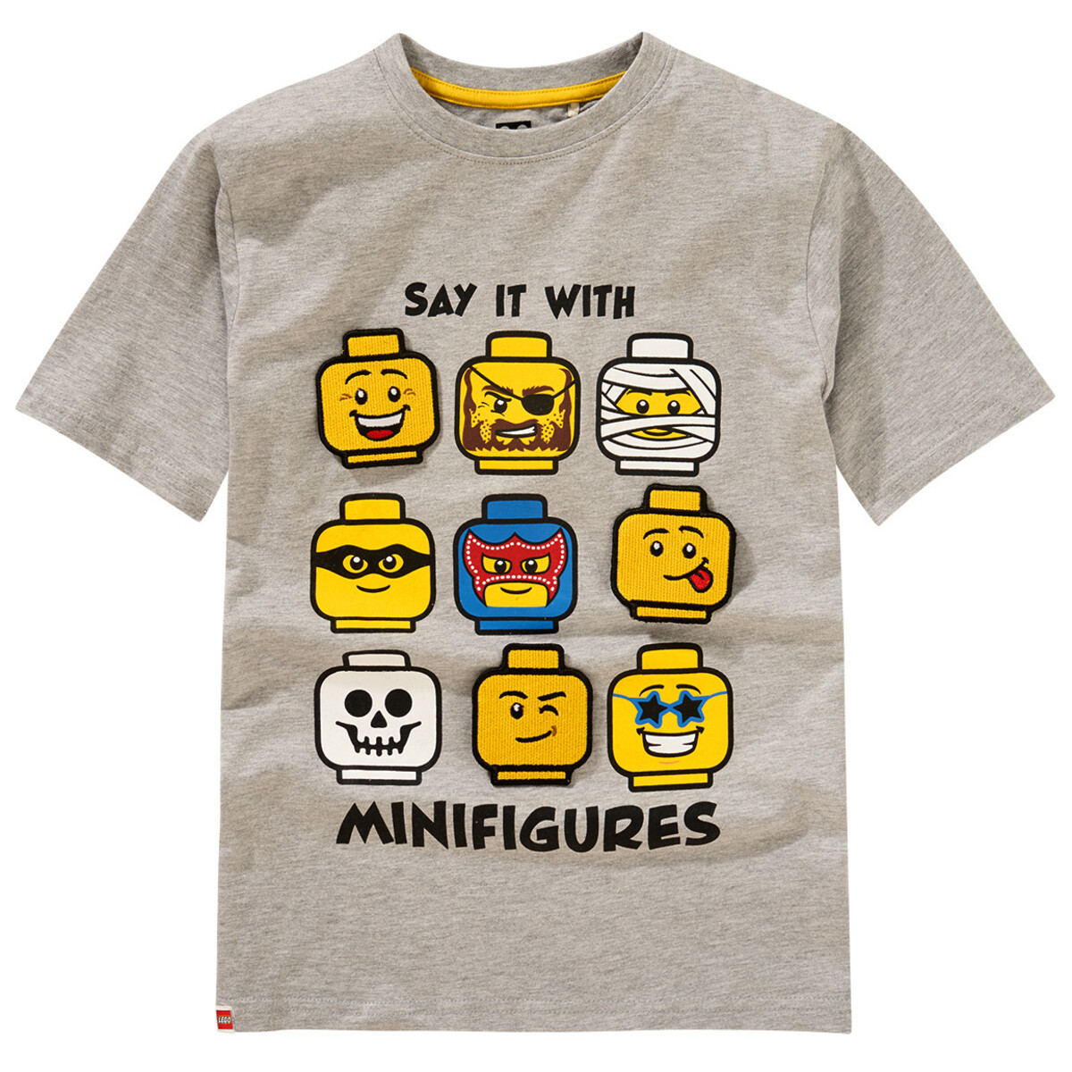 Bild 1 von LEGO T-Shirt mit Klettfiguren