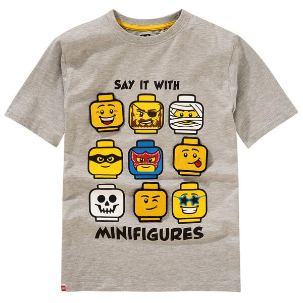 LEGO T-Shirt mit Klettfiguren