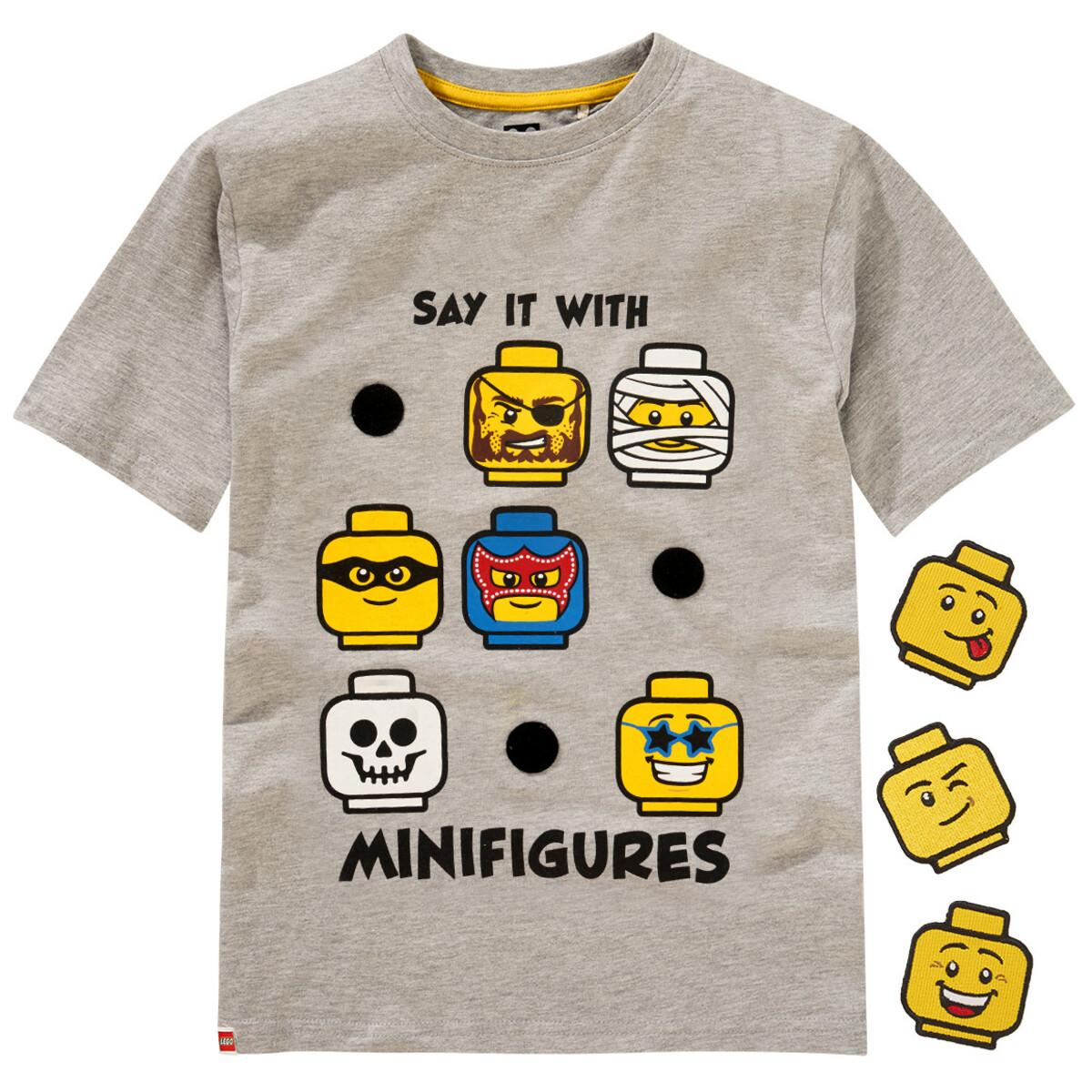 Bild 2 von LEGO T-Shirt mit Klettfiguren