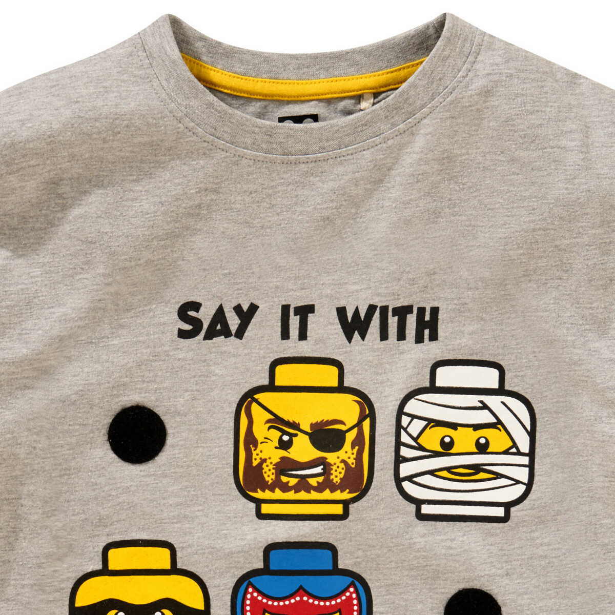 Bild 4 von LEGO T-Shirt mit Klettfiguren