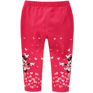 Minnie Maus Leggings mit Glitzer