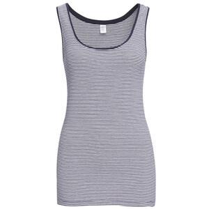Damen Unterhemd im Ringel-Design