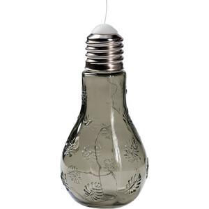 LED Deko-Glühbirne mit Struktur