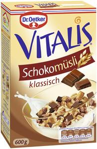 Dr.Oetker Vitalis Schoko Müsli klassisch 600 g