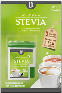 BFF Stevia Tabletten 120 Stück