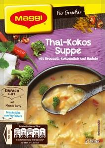 Maggi Für Genießer Thai-Kokos Suppe ergibt 500 ml