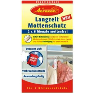 Aeroxon Langzeit Mottenschutz 2 Stk