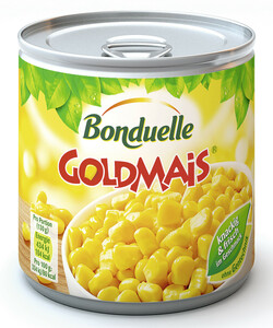 Bonduelle Goldmais mittlere Dose 300 g
