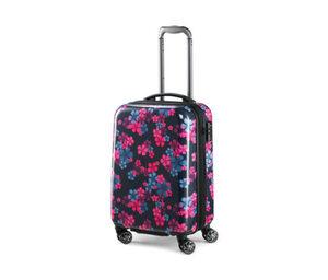 Hartschalen-Koffer mit Volumen-Erweiterung, klein