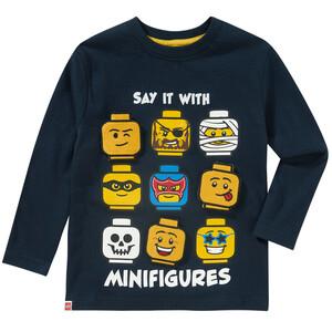 LEGO Langarmshirt mit Klettfiguren