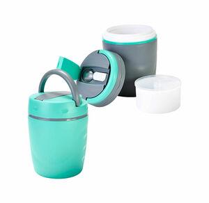 Isolierbehälter mit praktischem Griff, ca. 1,2l
