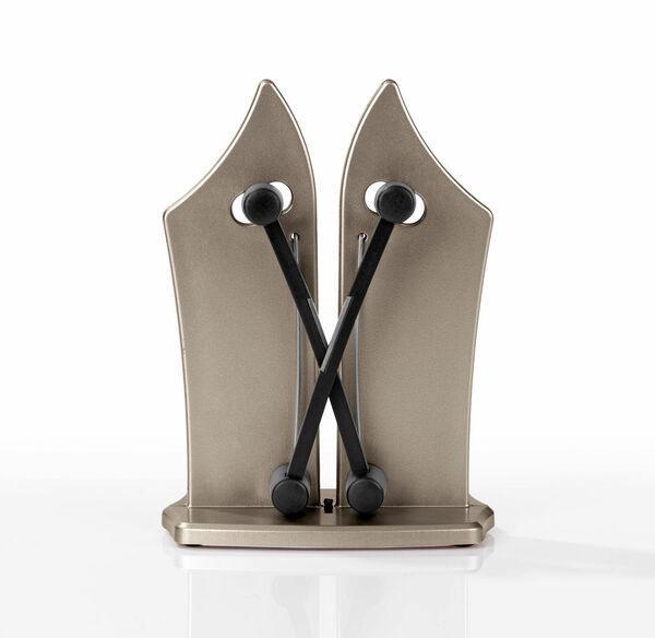 GOURMETmaxx Messerschäfer mit Antirutschfüßen, ca. 12x8x17cm