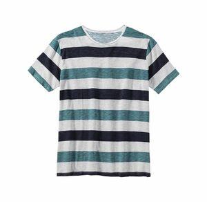 Reward classic Herren-T-Shirt mit Streifen
