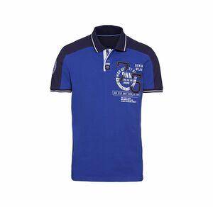 Reward classic Herren-Poloshirt mit großer Applikation auf der Brust