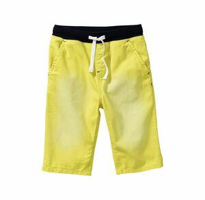 Kids Jungen-Bermudas mit Wasch-Effekten