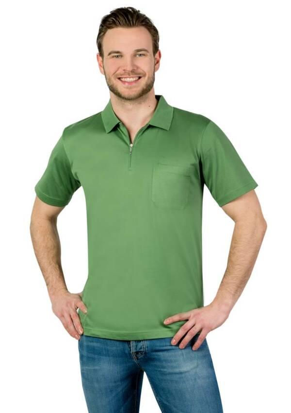 Poloshirt mit Brusttasche, verschiedene Farben