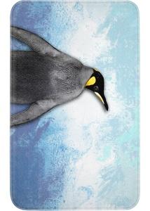 "Badematte ""Pinguin"", Memory Schaum"