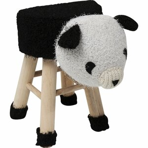 KARE Hocker   Panda