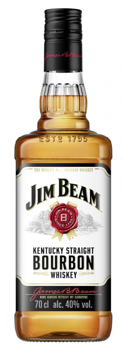 Bild 1 von Jim Beam Bourbon Whisky
