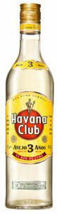 Havana Club Rum Anejo 3 Anos