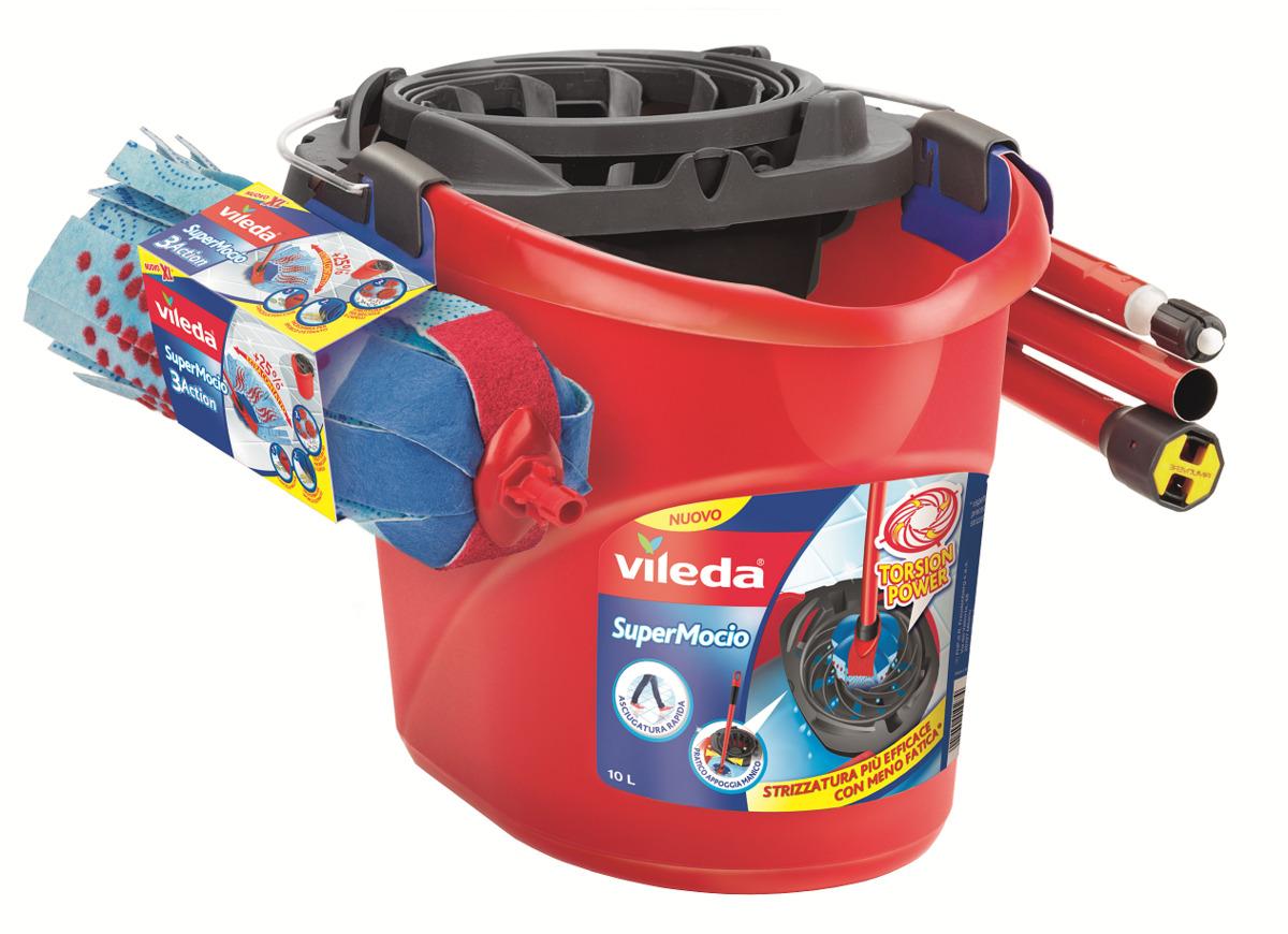 Bild 2 von Vileda SuperMocio 3Action Completto