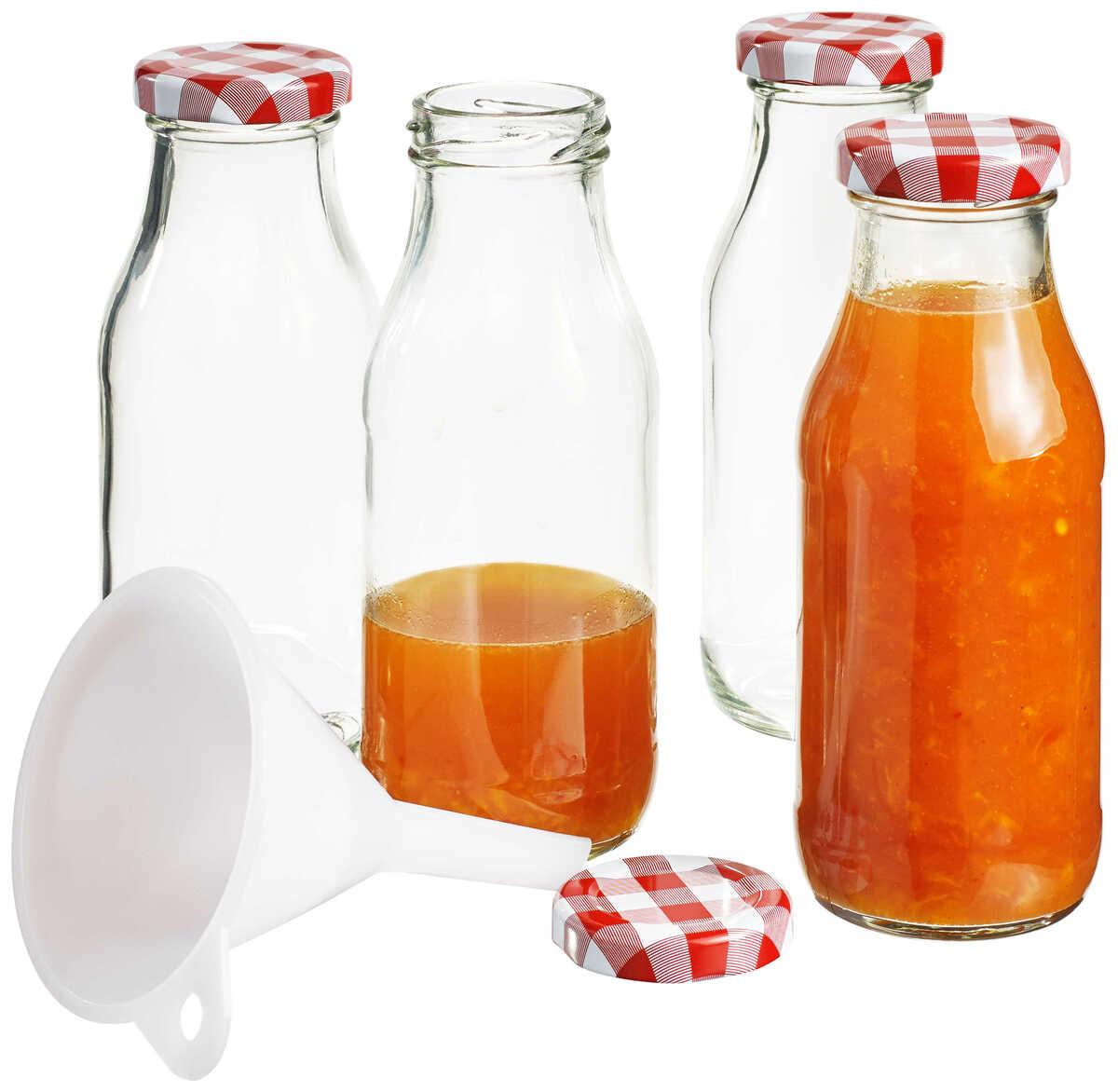 Bild 1 von Schraubflaschen-Set