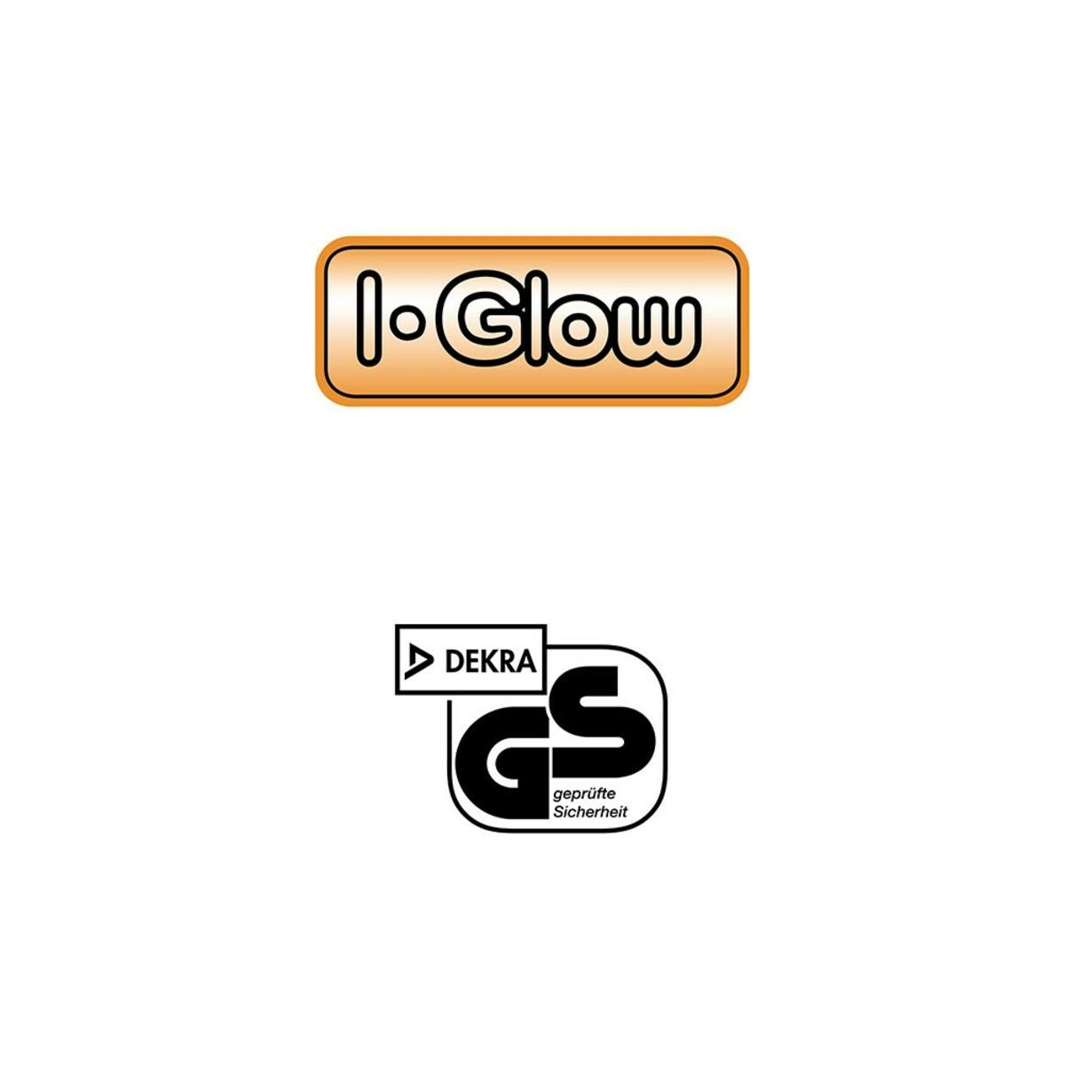 Bild 3 von I-Glow XXL LED-Lichterkette mit 180 LEDs, Warmweiß