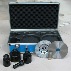 Kraft Werkzeuge Diamantwerkzeugkoffer