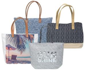Strand- und Sommertasche