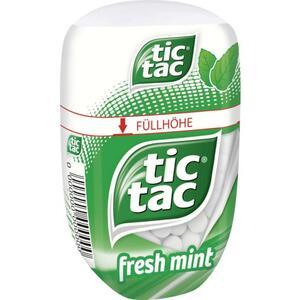 tic tac fresh mint 2.54 EUR/100 g