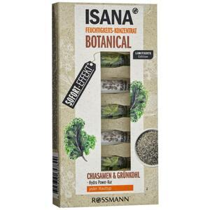 ISANA Feuchtigkeits-Konzentrat Botanical Chiasamen & Grünkohl