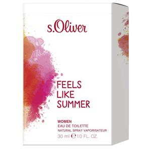 s.Oliver Feels Like Summer Women Eau de Toilette 36.63 EUR/100 ml