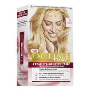 L'Oréal Paris Excellence Creme 9 hellblond