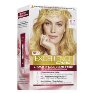 L'Oréal Paris Excellence Creme 9.3 hellgoldblond