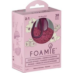 Foamie 2in1 Duschschwamm + Cremeschaumherz The Berry Best