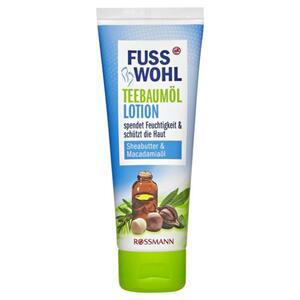 Fusswohl Teebaumöl Lotion 2.12 EUR/100 ml